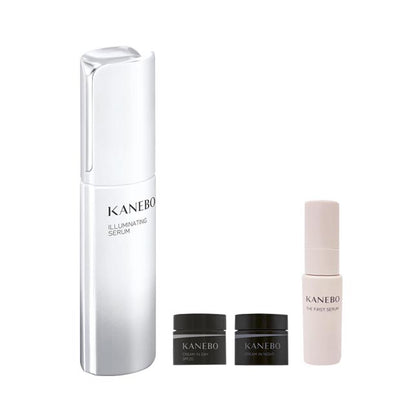 Kanebo Illuminating Serum Set