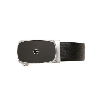 GOLDLION Auto Lock Leather Belt