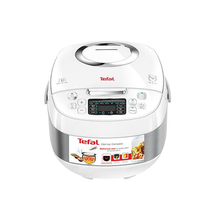 Tefal Delirice Compact Fuzzy Logic Rice Cooker 1L