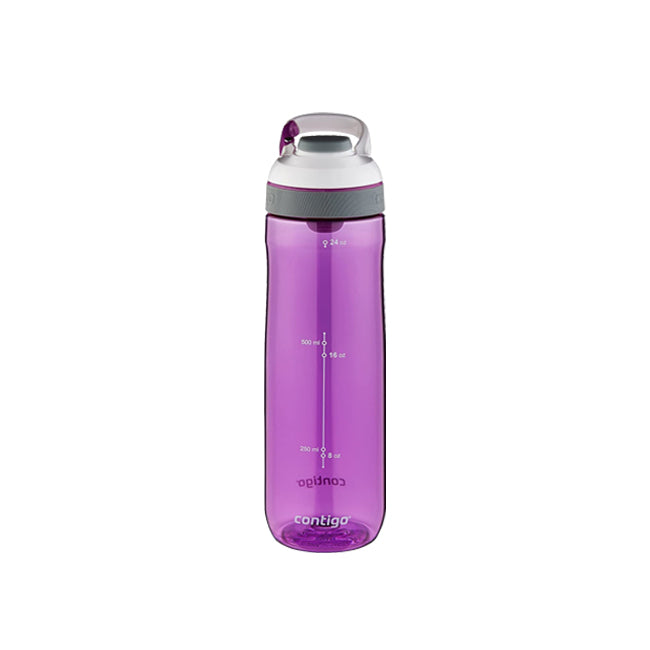 Contigo Auto Seal Water Bottle 709ml - Radiant Orchid