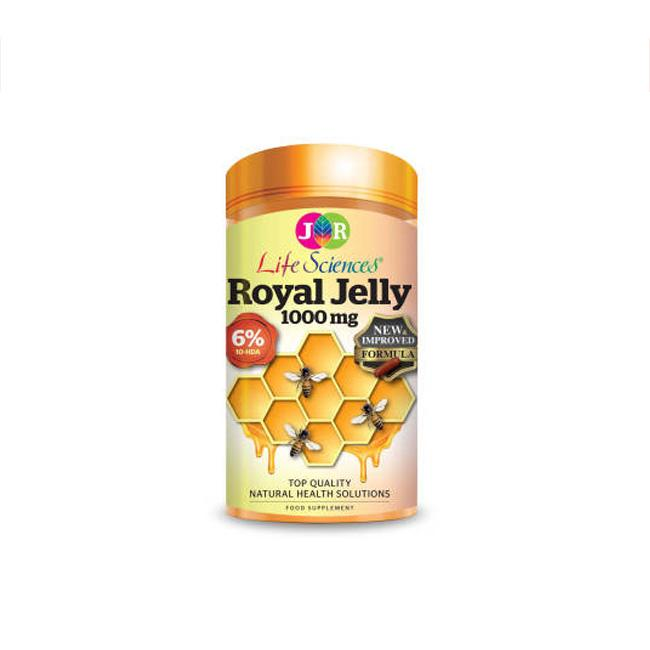 JR Life Sciences Royal Jelly 1000mg 365SG