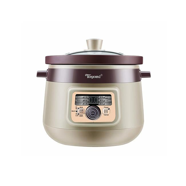 Toyomi 3.0L Electric Micro-Com Slow Cooker