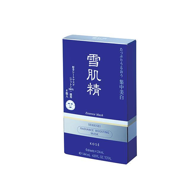 Sekkisei 6pc Pack Essence Mask