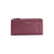 Pierre Cardin Sheryl Zip Long Wallet - Pink