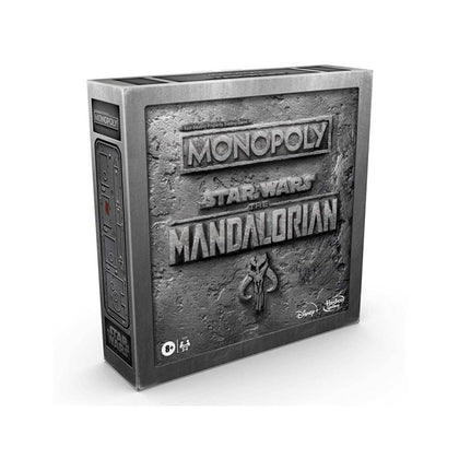 Hasbro Monopoly Star Wars Mandalorian Board Game