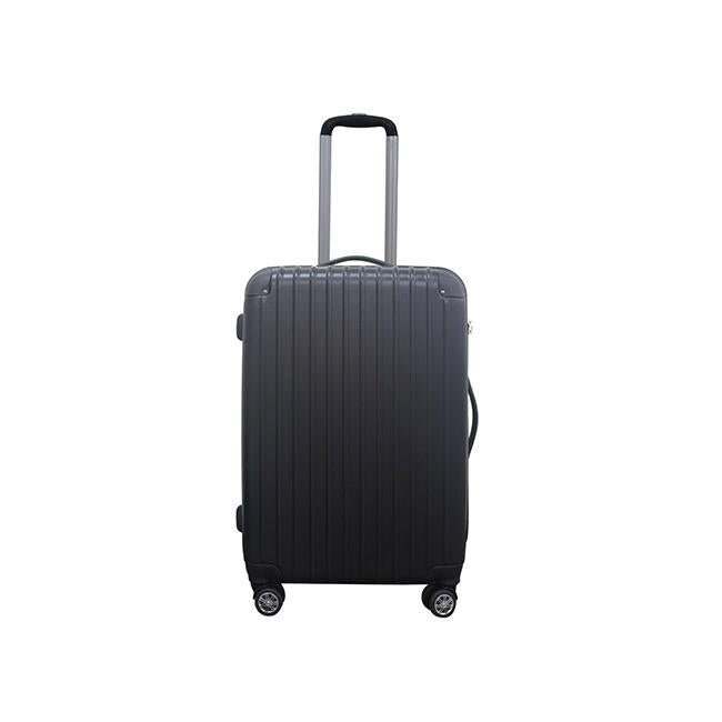 "Slazenger 25"" Hardcase Luggage - Black"