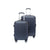 "Slazenger 20""+25"" Zipper Trolley Case - Grey"