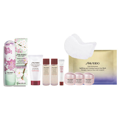 Shiseido Brighten & Illuminate Set