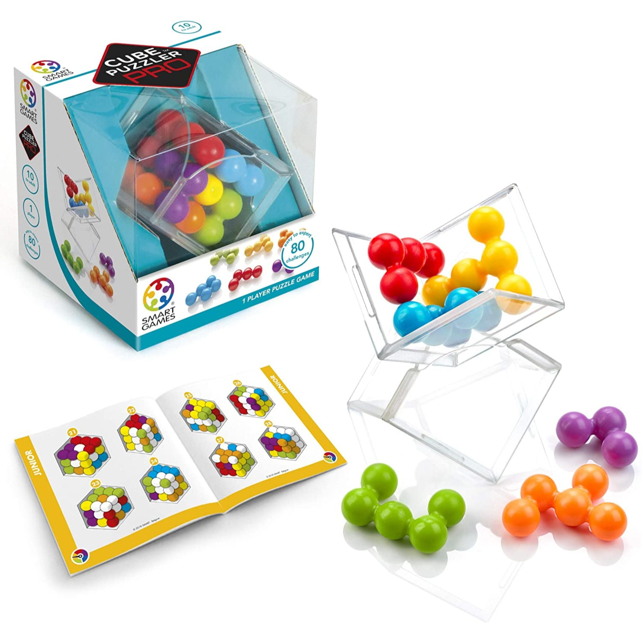 Smart Games Cube Puzzler - Pro