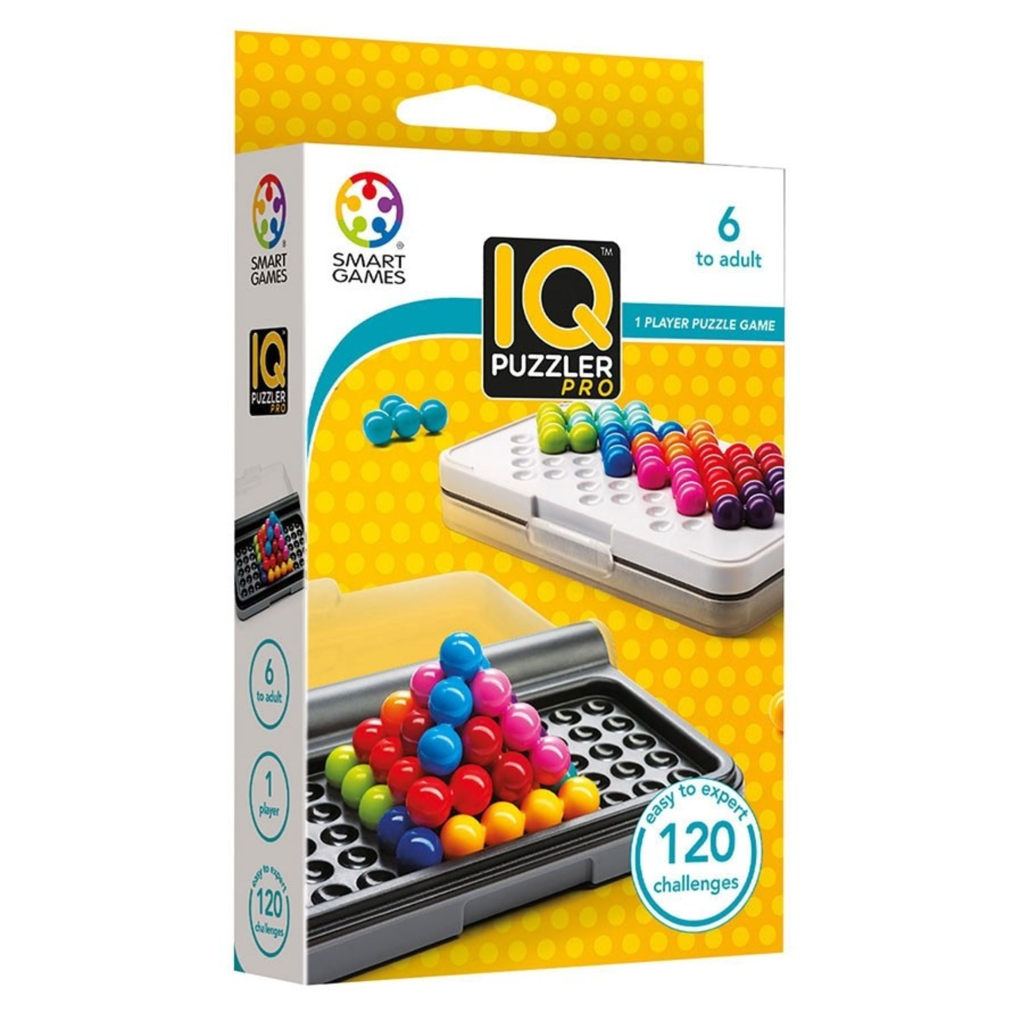 Smart Games IQ Puzzler PRO - Display 12 pcs