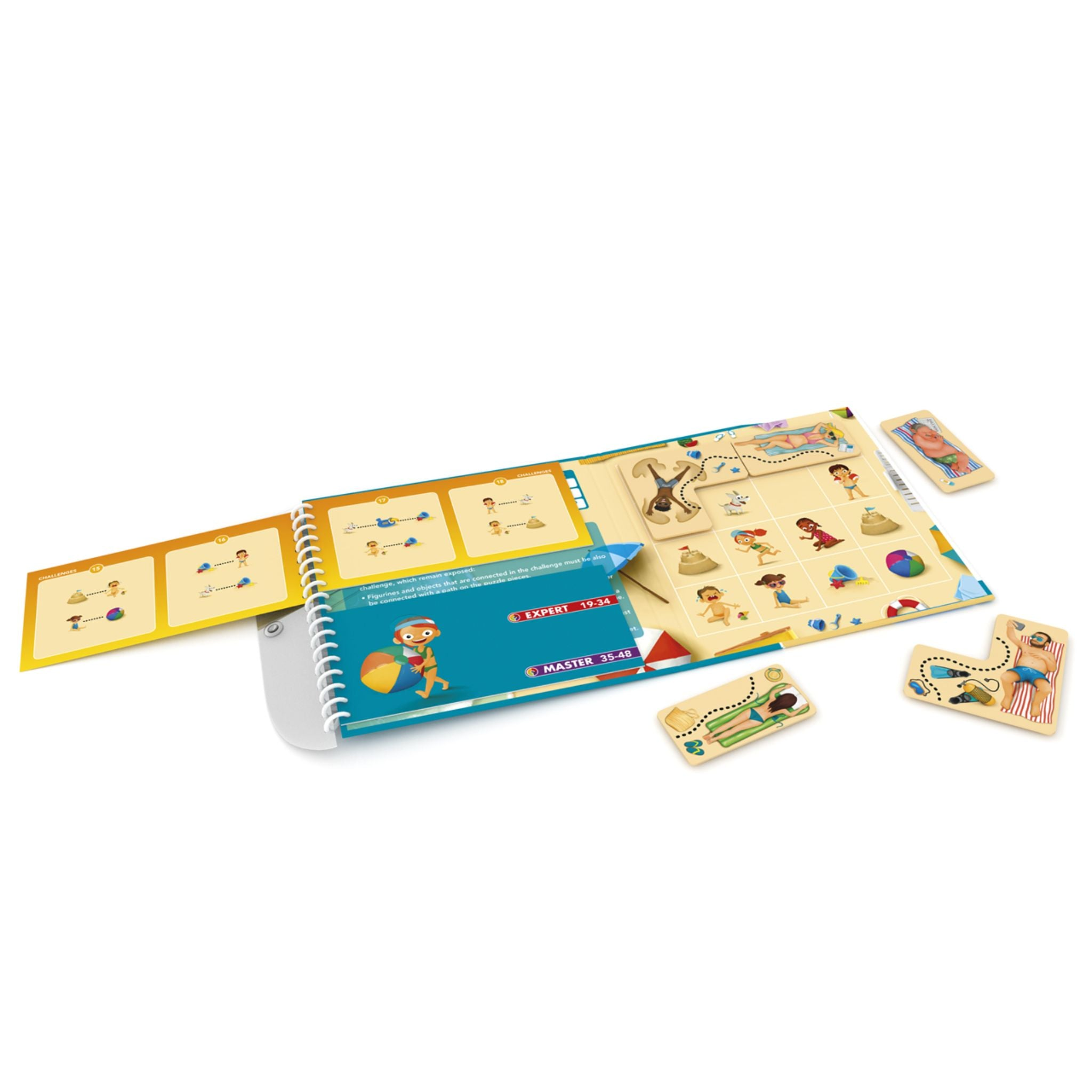 Smart Games Puzzle Beach