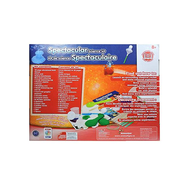 Science4you Spectacular Science Kit