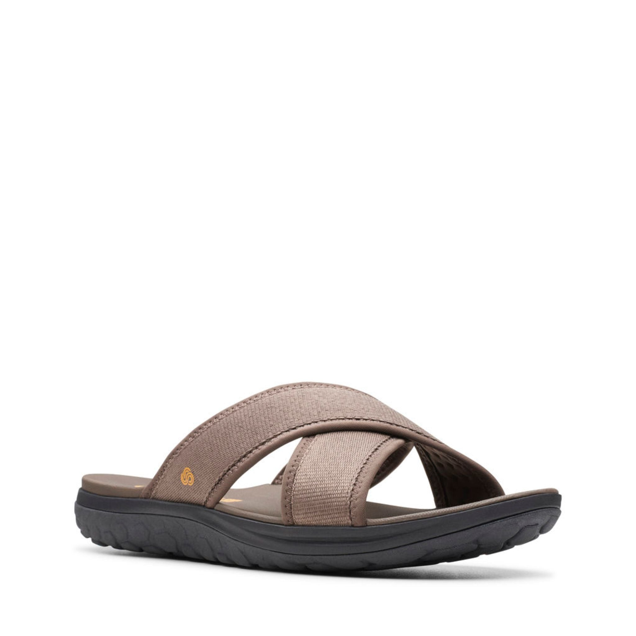 Clarks Step Beat Sail - Brown Textile