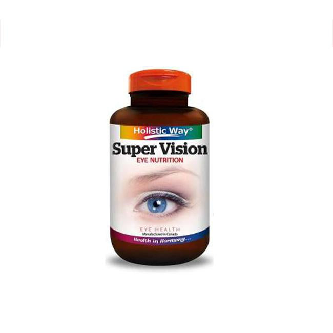 Holistic Way Super Vision Eye Nutrition 90C