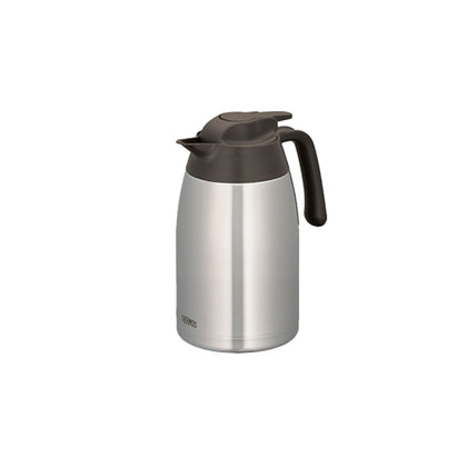 Thermos 1.5L Stainless Steel Vacuum Insulation Carafe - Stainless Brown