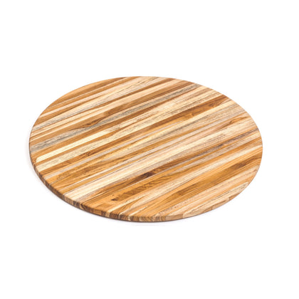 Teakhaus Round Cutting/Serving Board (35.5 cm x 1.4 cm)