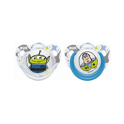 Nuk Toy Story Silicone Soother-18-36M