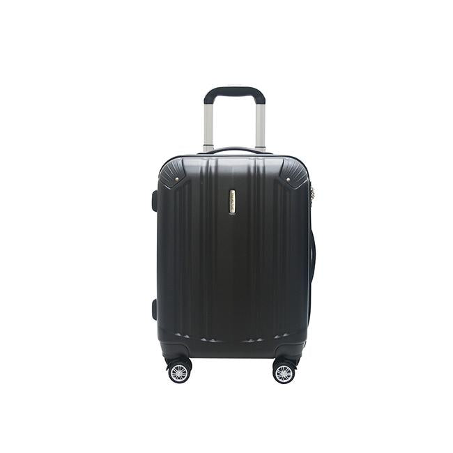 "Travel Time 20"" Hardcase Luggage - Black"