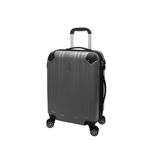 "Travel Time 20"" Hardcase Luggage - Grey"