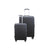 "Travel Time 20""+29"" Hardcase Luggage - Grey"