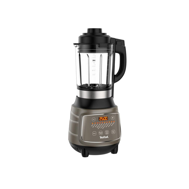 Tefal 1300w Dynamix Cook High Speed Blender with 1.75L Glass Jar (BL967-P)