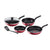 Tefal So Red 6-pc Set