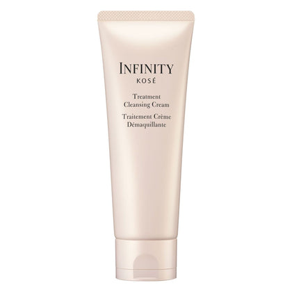 Kose INFINITY Treatment Cleansing Cream 120g