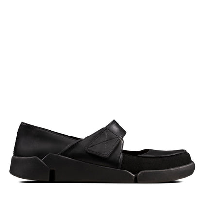 Clarks Tri Jasmine Black Leather