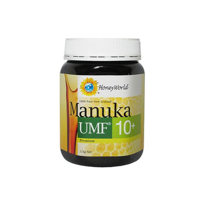 HoneyWorld Pemium Manuka UMF10+ 1kg