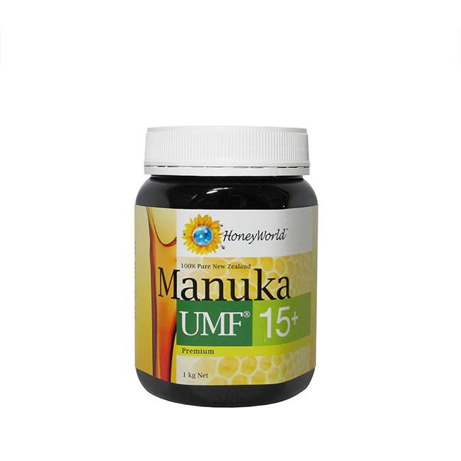 HoneyWorld Pemium Manuka UMF15+ 1kg