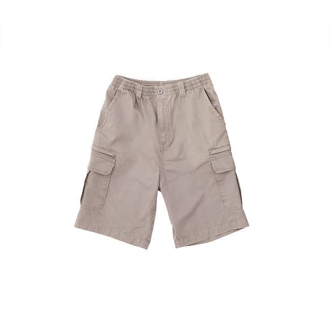 VALLI Flexi Cargo Men's Bermudas - Grey