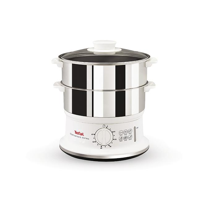 Tefal Stainless Steel Convenient Steamer
