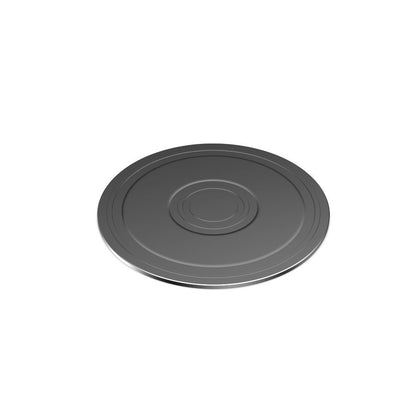 Visions 24cm Induction Instant Disc - Black