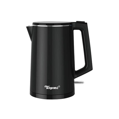 Toyomi 1.5L Cordless Stainless Steel Kettle Jug