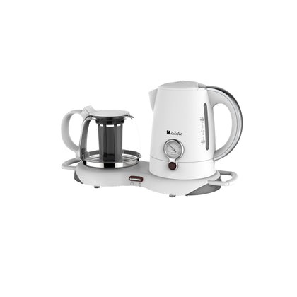 Odette 1L Kettle with Keep Warm Tea Tray