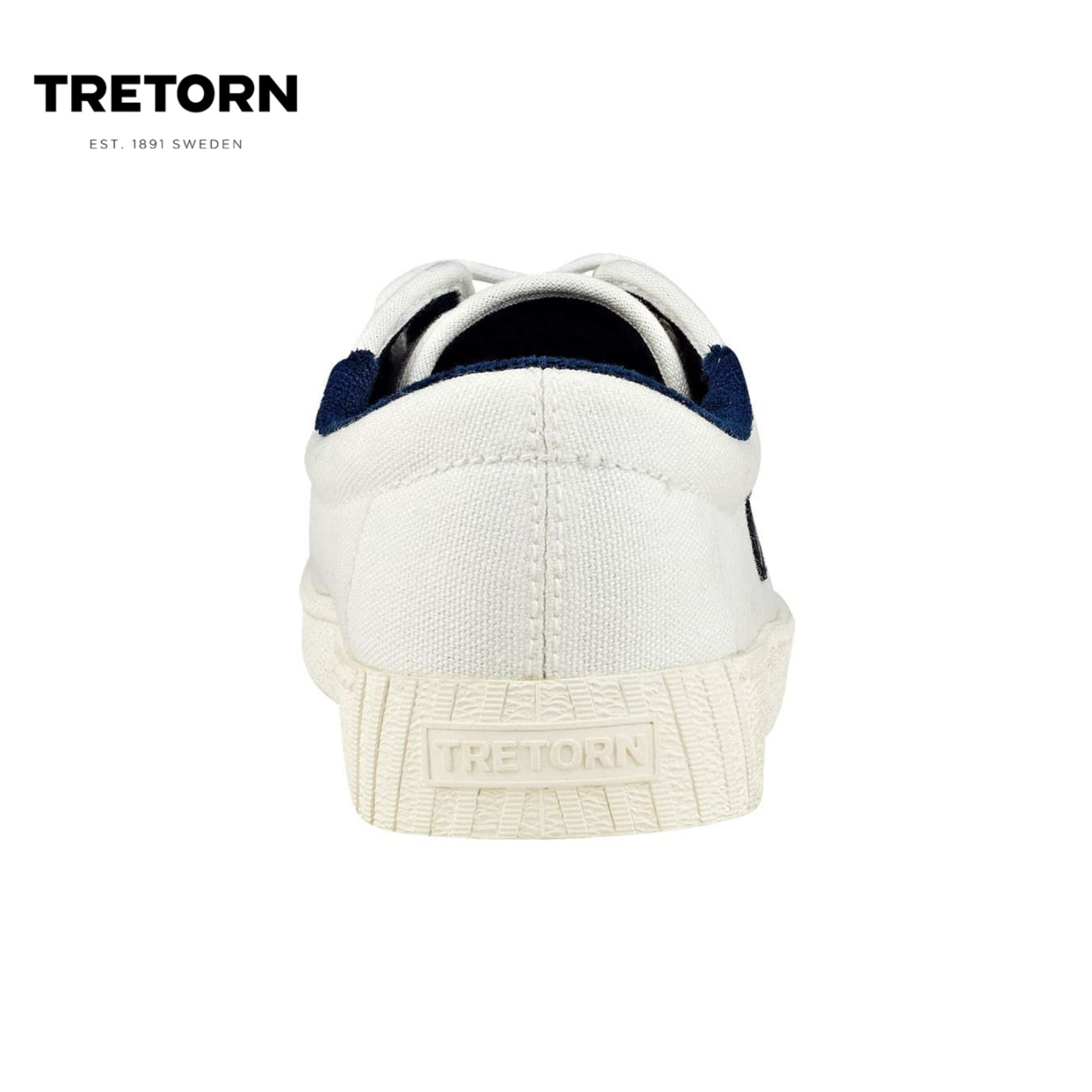 Tretorn Nylite Plus (Women) - Ivory/Night