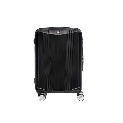 Wenger ABS + PC 4 Double Wheel Expandable Trolley Case 24