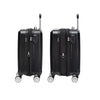 "Wenger ABS + PC 4 Double Wheel Expandable Trolley Case 24"" - Teal"