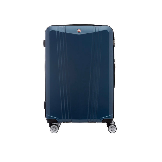 "Wenger ABS + PC 4 Double Wheel Expandable Trolley Case 28"" - Teal"