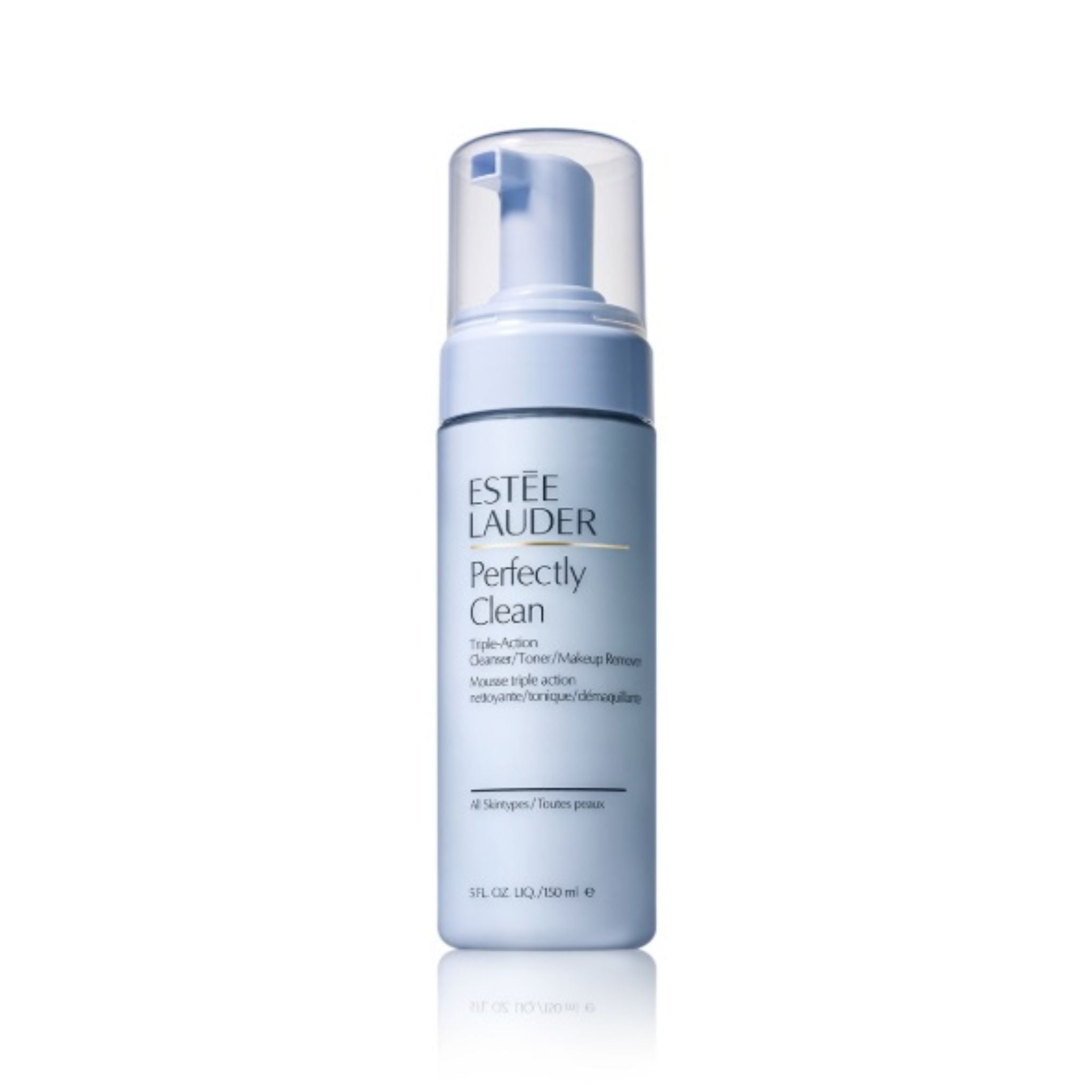 Estée Lauder Estee Laude Perfectly Clean Dual Phase All-in-One Cleanser/Makeup Remover/Toner 150ml