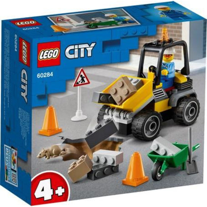 LEGO City Roadwork Truck 60284