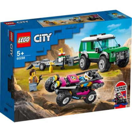 LEGO City Race Buggy Transporter 60288