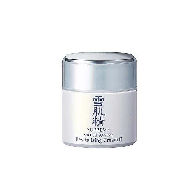 Sekkisei 40g Supreme Revitalizing Cream II