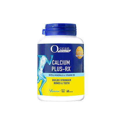 Ocean Health Calcium Plus-Rx 60s
