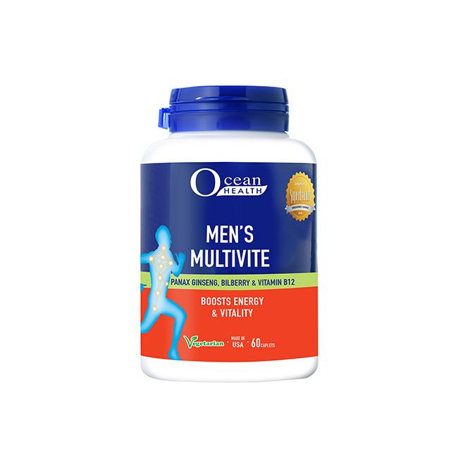 Ocean Health Men's Multivite 60s