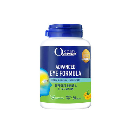 Ocean Health Advanced Eye Formula 60s