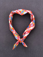 Load image into Gallery viewer, Neck Tie in Orange Sculpture - Nicholas For The People