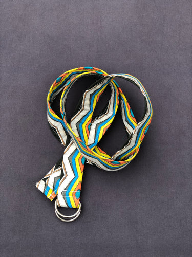 Belt in Zig Zag - Nicholas For The People