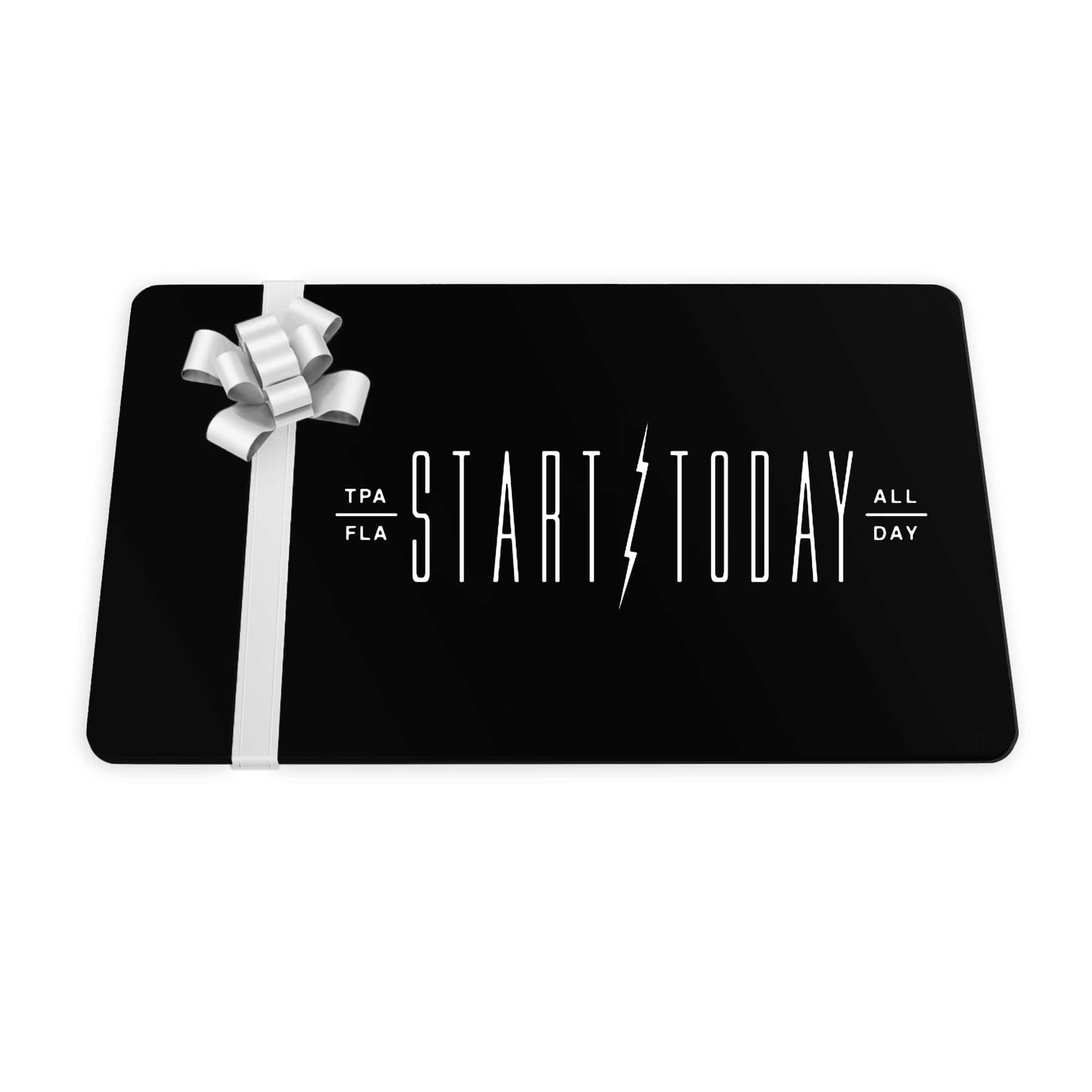 Start Today Gift Card