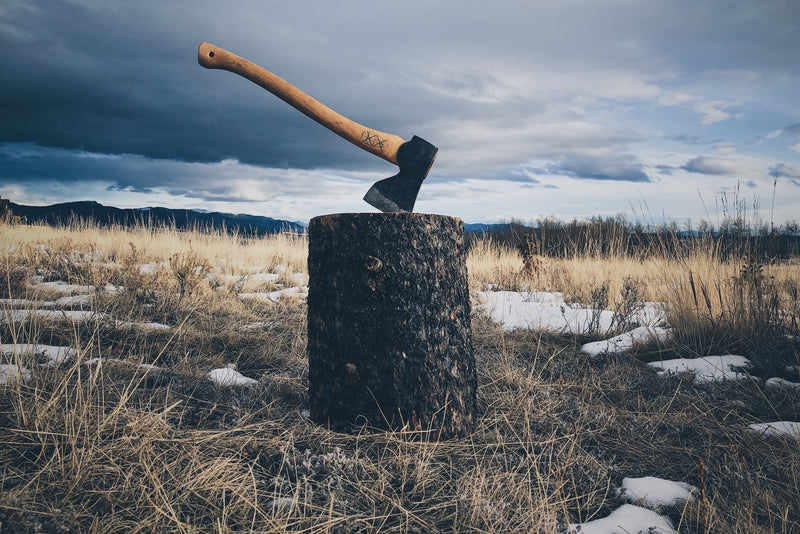 6 Survival Uses for Your Hatchet, Camp Axe, or Tomahawk